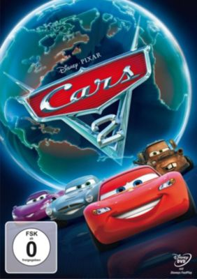 Cars 2, John Lasseter, Brad Lewis, Dan Fogelman
