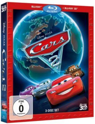 Cars 2 - 3D-Edition