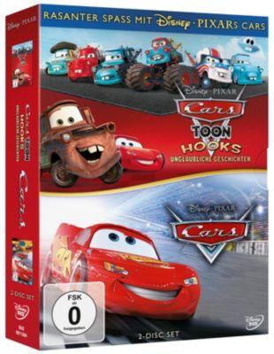 Cars & Hooks unglaubliche Geschichten, Jorgen Klubien, Joe Ranft