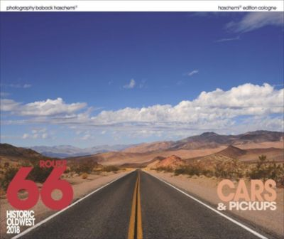 Cars & Pickups + Route 66-Oldwest 2019, Baback Haschemi