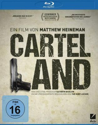 Cartel Land, Diverse Interpreten