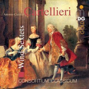 Cartellieri Sextette, Consortium Classicum