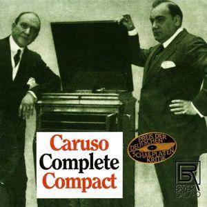 Caruso-Complete Recordings, E.-Tenor Caruso