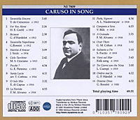 Caruso In Song - Produktdetailbild 1