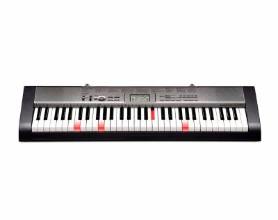 Casio Leuchttasten Keyboard LK-125 inkl Netzteil