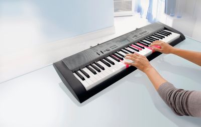 Casio Leuchttasten-Keyboard LK-130