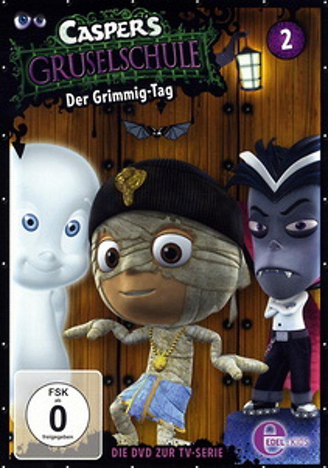 7a644dd8c4 Casper's Gruselschule, Folge 2 DVD bei Weltbild.de bestellen