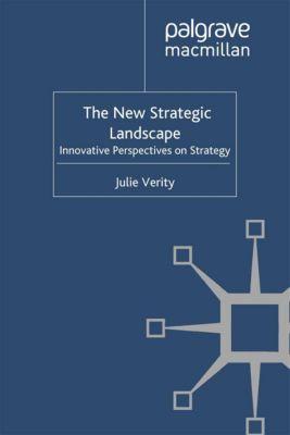 Cass Business Press: The New Strategic Landscape, Julie Verity