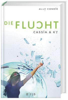 Cassia & Ky Band 2: Die Flucht, Ally Condie