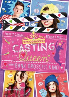 Casting-Queen, Band 03 - Ganz grosses Kino, Perdita Cargill, Honor Cargill