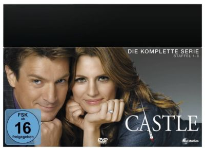 Castle - Die komplette Serie