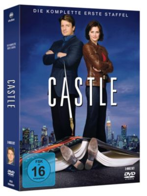 Castle - Staffel 1, Andrew W. Marlowe, David Grae, Elizabeth Davis, Alexi Hawley, Terence Paul Winter, Will Beall, Moira Kirland, Terri Miller, Jose Molina