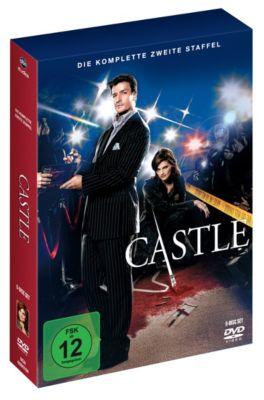 Castle - Staffel 2, Andrew W. Marlowe, David Grae, Elizabeth Davis, Alexi Hawley, Terence Paul Winter, Will Beall, Moira Kirland, Terri Miller, Jose Molina
