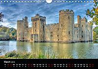 Castles of Kent and Sussex (Wall Calendar 2019 DIN A4 Landscape) - Produktdetailbild 3