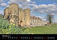Castles of Kent and Sussex (Wall Calendar 2019 DIN A4 Landscape) - Produktdetailbild 2