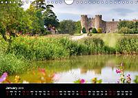 Castles of Kent and Sussex (Wall Calendar 2019 DIN A4 Landscape) - Produktdetailbild 1