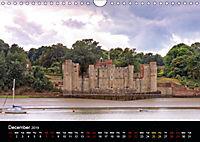 Castles of Kent and Sussex (Wall Calendar 2019 DIN A4 Landscape) - Produktdetailbild 12
