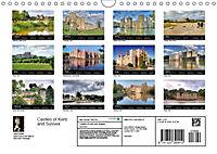 Castles of Kent and Sussex (Wall Calendar 2019 DIN A4 Landscape) - Produktdetailbild 13