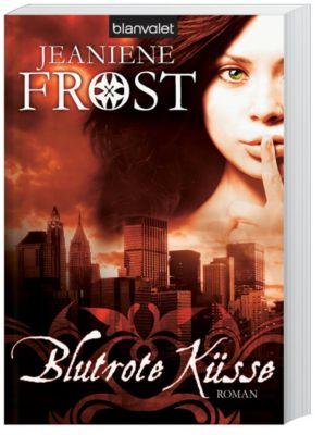 Cat & Bones Band 1: Blutrote Küsse, Jeaniene Frost