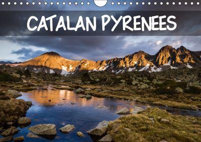 Catalan pyrenees (Wall Calendar 2019 DIN A4 Landscape), Guilhem Manzano