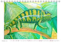 Catrin Mansel - Gemalte Tierporträts (Tischkalender 2019 DIN A5 quer) - Produktdetailbild 10