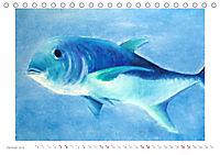 Catrin Mansel - Gemalte Tierporträts (Tischkalender 2019 DIN A5 quer) - Produktdetailbild 1