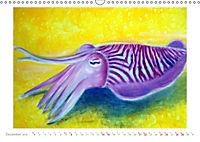 Catrin Mansel - Gemalte Tierporträts (Wandkalender 2019 DIN A3 quer) - Produktdetailbild 12