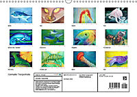 Catrin Mansel - Gemalte Tierporträts (Wandkalender 2019 DIN A3 quer) - Produktdetailbild 13