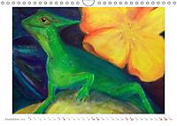 Catrin Mansel - Gemalte Tierporträts (Wandkalender 2019 DIN A4 quer) - Produktdetailbild 9