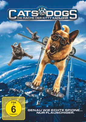 Cats & Dogs 2 - Die Rache der Kitty Kahlohr, John Requa, Glenn Ficarra