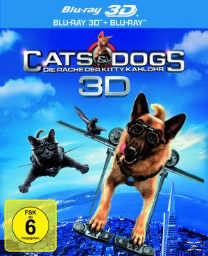 Cats & Dogs 2: Die Rache der Kitty Kahlohr - 3D-Version, Ron J. Friedman, Steve Bencich, John Requa, Glenn Ficarra