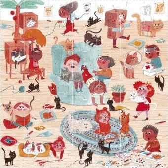 Cats (Kinderpuzzle)