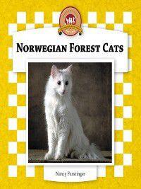 Cats Set 4: Norwegian Forest Cats, Nancy Furstinger
