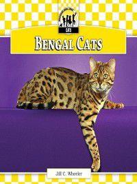 Cats Set 5: Designer Cats: Bengal Cats, Jill C. Wheeler
