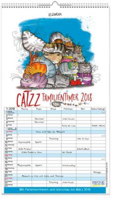Catzz Familientimer 2018
