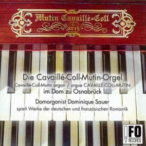 Cavaillé-coll-mutin-orgel, Dominique Sauer