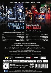 Cavalleria Rusticana/Bajazzo - Produktdetailbild 1
