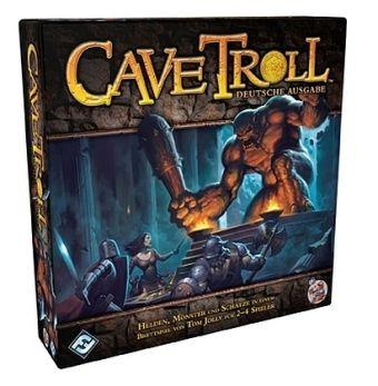 Cave Troll (Spiel), Tom Jolly
