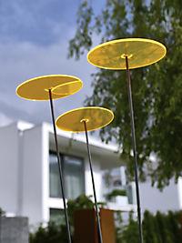 Cazador-del-sol 3 Sonnenfänger 20cm Durchmesser Gelb - Produktdetailbild 4