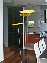 Cazador-del-sol 3 Sonnenfänger 20cm Durchmesser Gelb - Produktdetailbild 2
