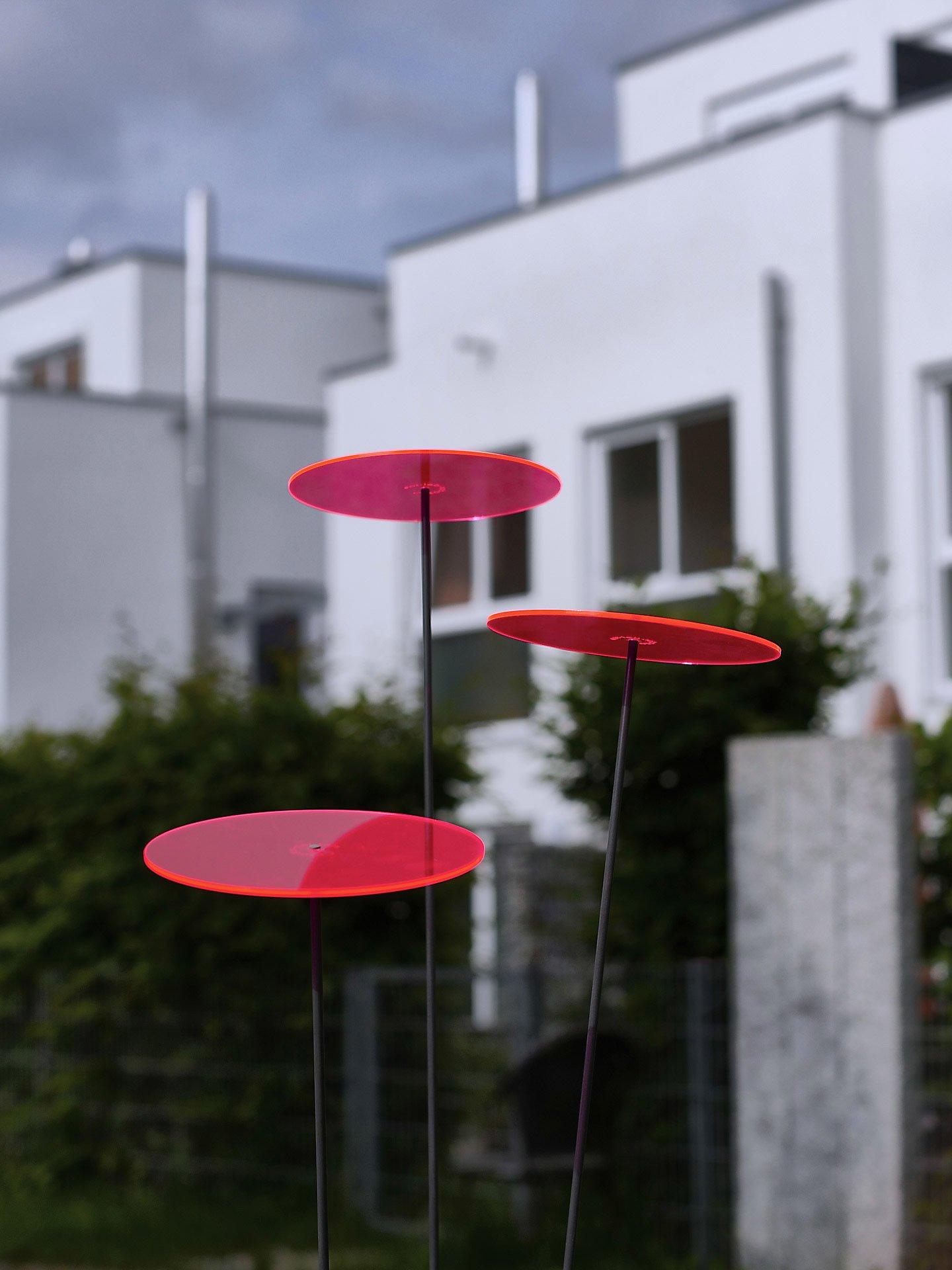 Cazador Del Sol 3 Sonnenfänger 20cm Durchmesser Rot Weltbildde