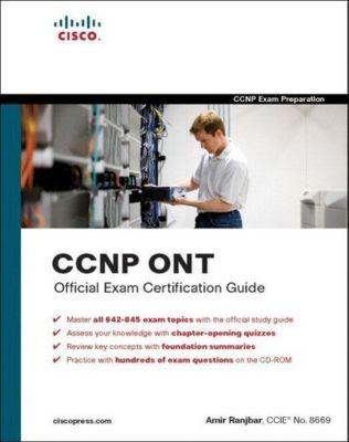 CCNP ONT Official Exam Certification Guide, w. CD-ROM, Amir Ranjbar