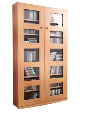 cd schrank farbe buche jetzt bei bestellen. Black Bedroom Furniture Sets. Home Design Ideas