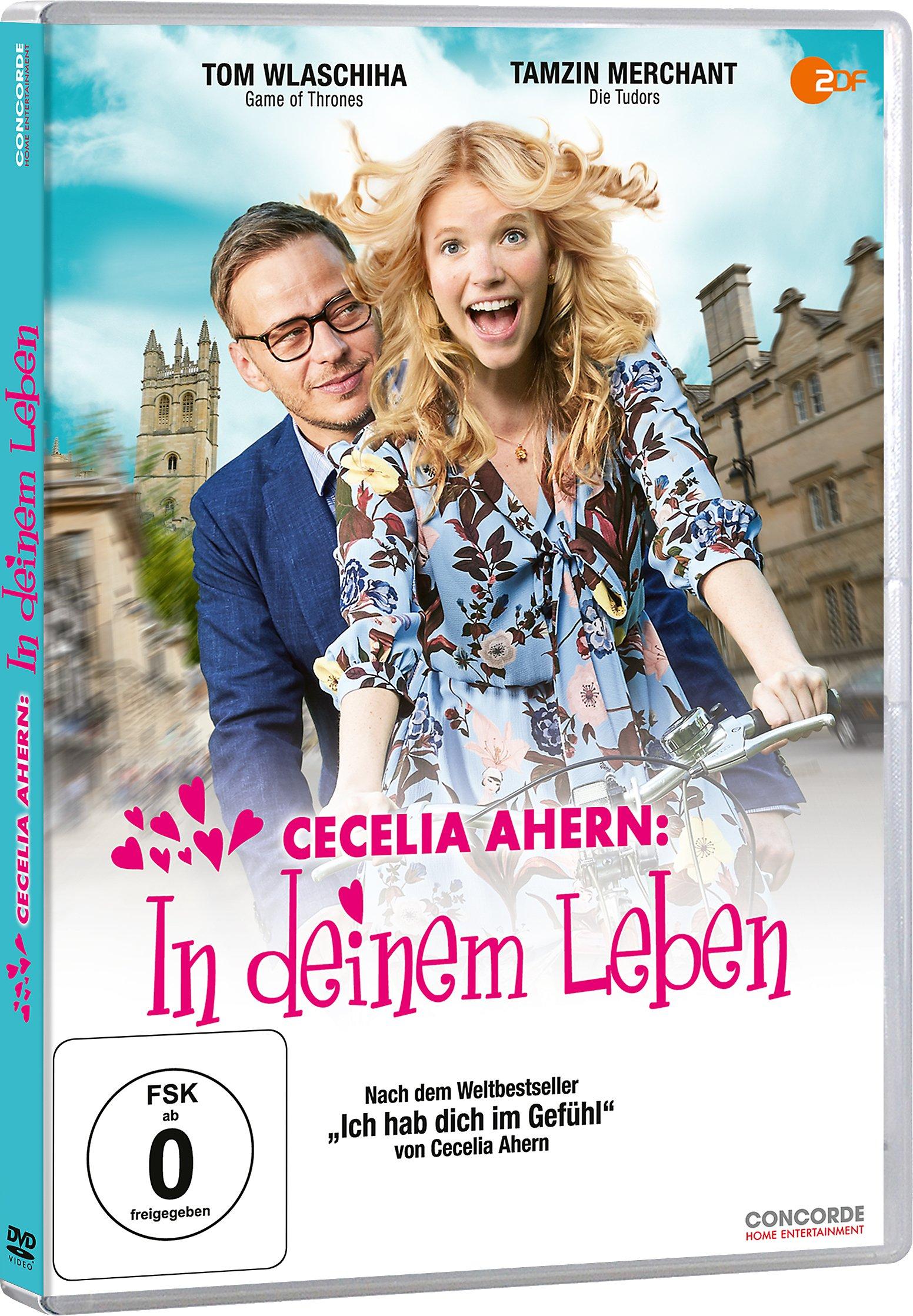 Cecelia Ahern In Deinem Leben Dvd Bei Weltbildde Bestellen