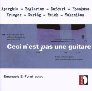 Ceci N'Est Pas Une Guitare, Emanuele E. Forni