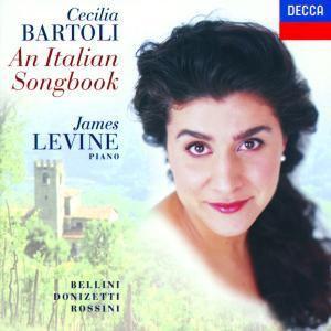 Cecilia Bartoli - An Italian Songbook, Cecilia Bartoli, James Levine