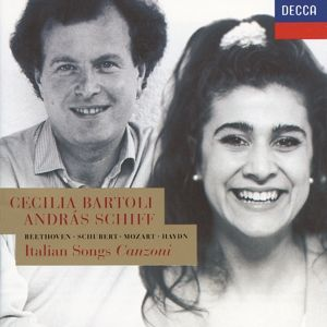 Cecilia Bartoli - Italian Songs, Cecilia Bartoli, Andras Schiff
