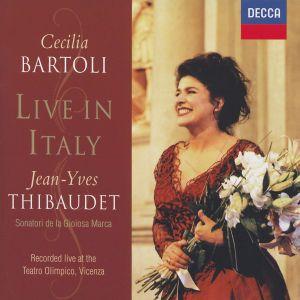 Cecilia Bartoli - Live in Italy, Cecilia Bartoli, Jean-Yves Thibaudet