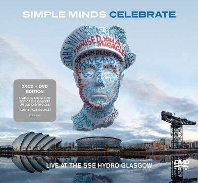 Celebrate-Live At The Sse Hydro Glasgow, Simple Minds