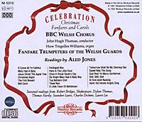 Celebration/Fanfares And Carols - Produktdetailbild 1